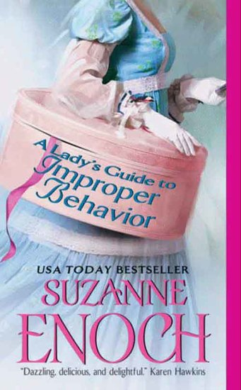 A Lady's Guide to Improper Behavior - cover