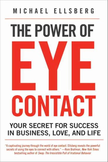 The Power of Eye Contact - cover