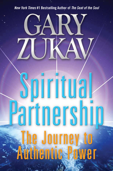 Spiritual Partnership - The Journey to Authentic Power - cover