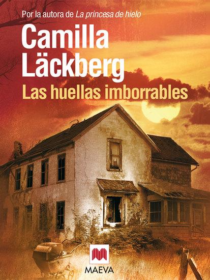 Las huellas imborrables - (Los crímenes de Fjällbacka 5) - cover