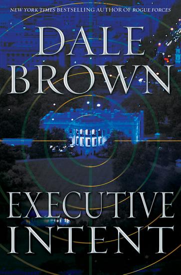 Executive Intent - A Novel - cover