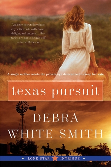 Texas Pursuit - Lone Star Intrigue #2 - cover