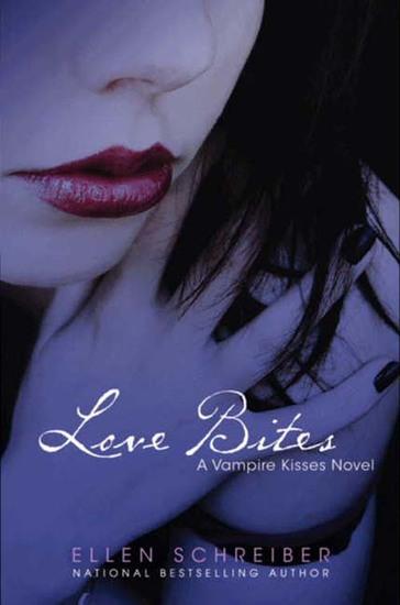 Vampire Kisses 7: Love Bites - cover