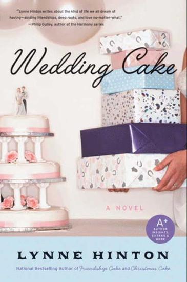 Wedding Cake - A Novel - cover