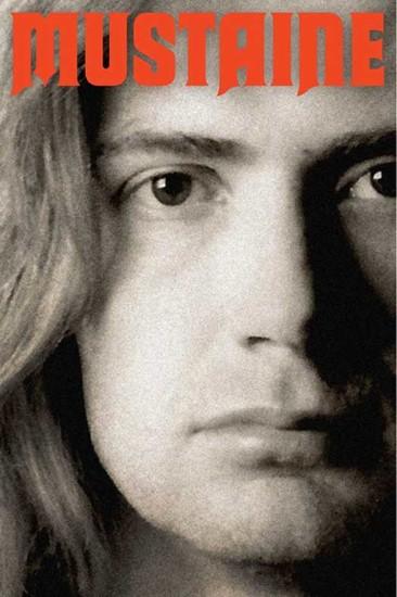 Mustaine - A Heavy Metal Memoir - cover