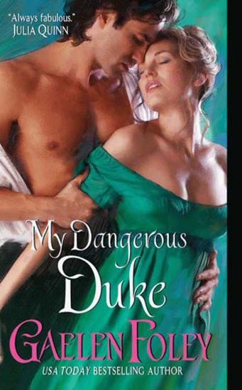 My Dangerous Duke - cover