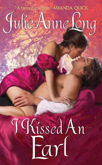 I Kissed an Earl - Pennyroyal Green Series - cover