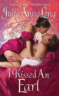 I Kissed an Earl - Pennyroyal Green Series