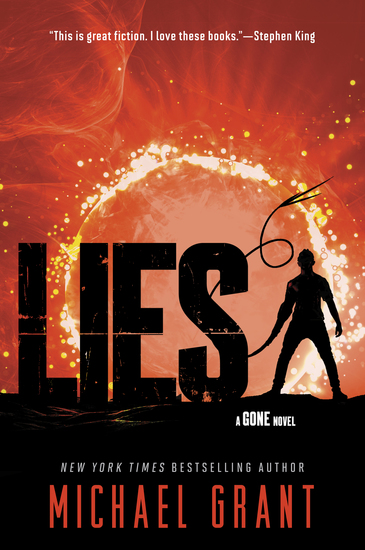 Lies - cover