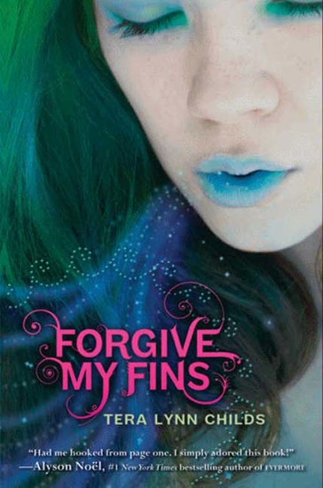 Forgive My Fins - cover