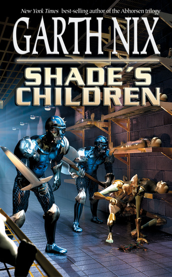 Shade's Children - cover