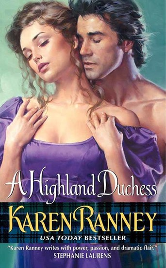 A Highland Duchess - cover