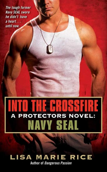 Into the Crossfire - A Protectors Novel: Navy SEAL - cover
