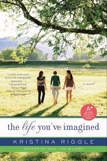 The Life You've Imagined - A Novel - cover
