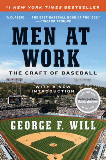 Men at Work - The Craft of Baseball - cover