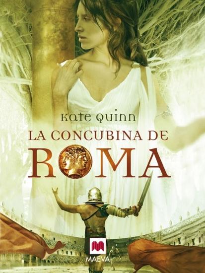 La concubina de Roma - cover