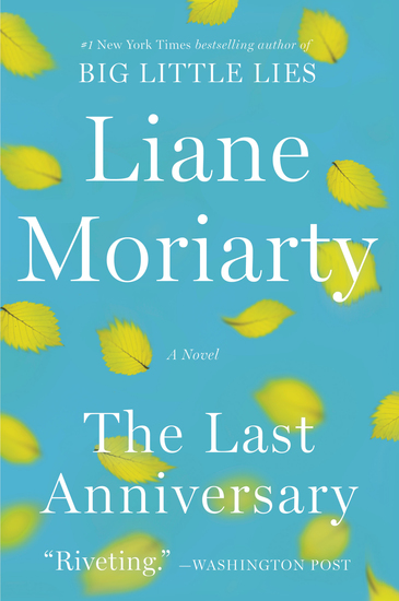 The Last Anniversary - cover