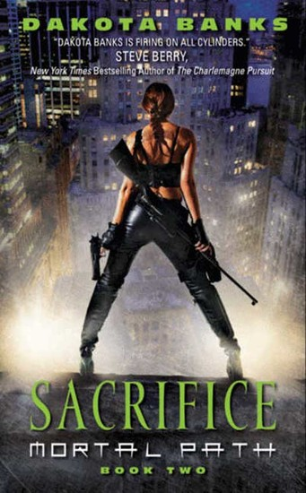 Sacrifice - Mortal Path Book 2 - cover