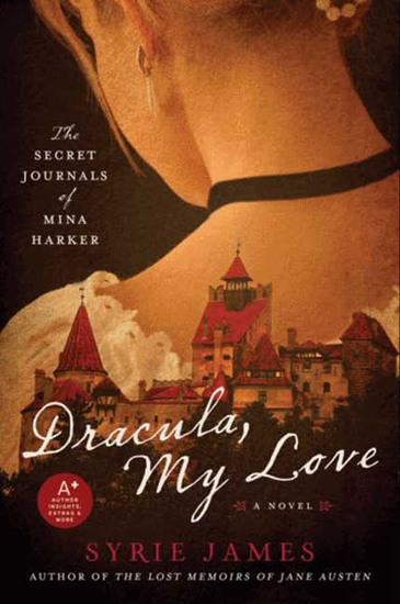 Dracula My Love - The Secret Journals of Mina Harker - cover