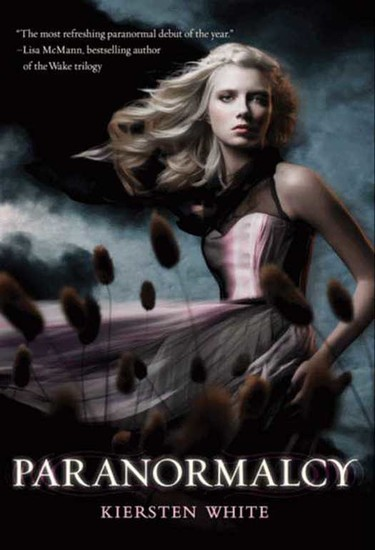 Paranormalcy - cover