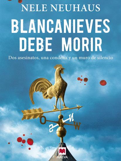 Blancanieves debe morir - (Taunus 1) - cover