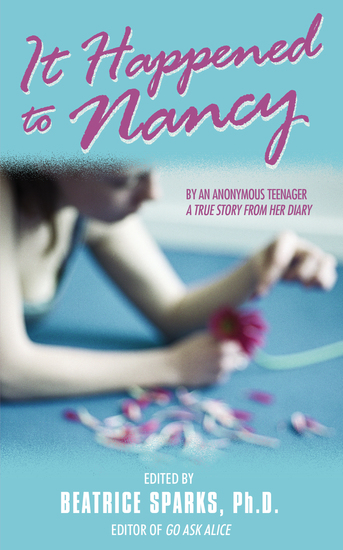 It Happened to Nancy - By an Anonymous Teenager A True Story from Her Diary - cover