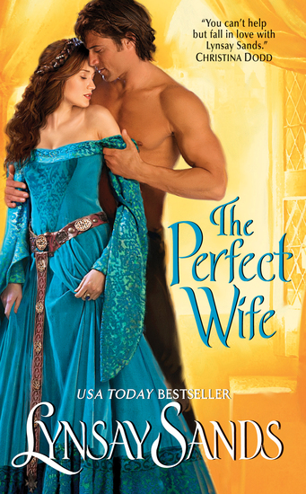 The Perfect Wife - cover