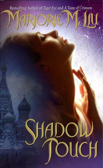 Shadow Touch - A Dirk & Steele Novel - cover