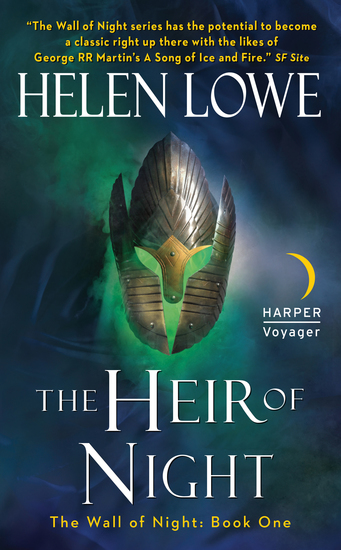 The Heir of Night - The Wall of Night Book One - cover