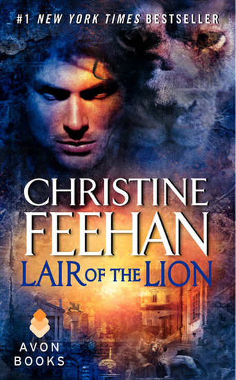 Lair of the Lion - cover