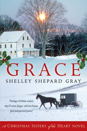 Grace - A Christmas Sisters of the Heart Novel - cover