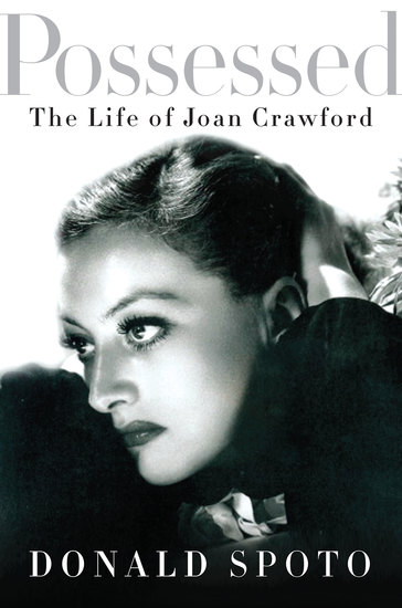 Possessed - The Life of Joan Crawford - cover