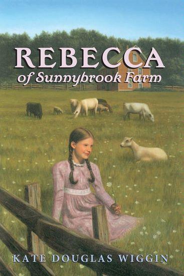 Rebecca of Sunnybrook Farm Complete Text - cover