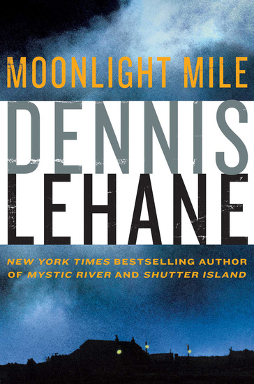 Moonlight Mile - A Kenzie and Gennaro Novel - cover