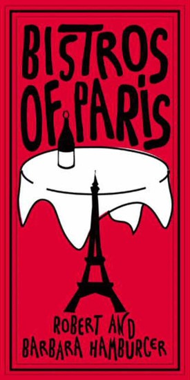 Bistros of Paris - cover