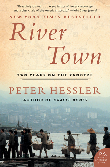 River Town - Two Years on the Yangtze - cover