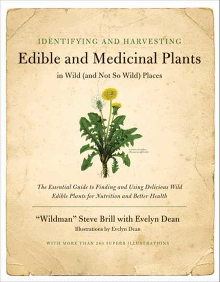 Identifying & Harvesting Edible and Medicinal Plants - cover