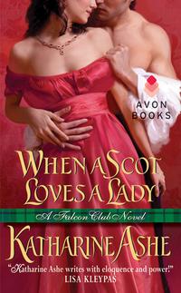 When a Scot Loves a Lady - A Falcon Club Novel
