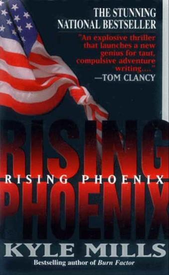 Rising Phoenix - cover