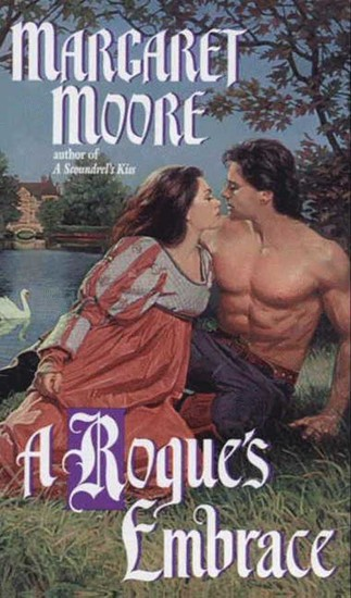 A Rogue's Embrace - cover