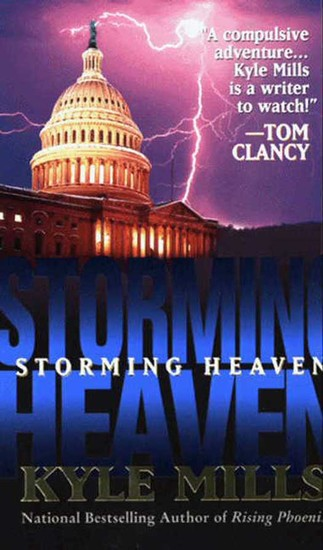 Storming Heaven - cover