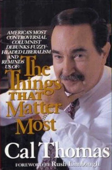 The Things That Matter Most - cover