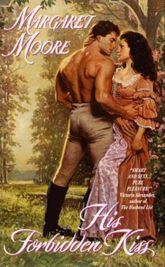 His Forbidden Kiss - cover