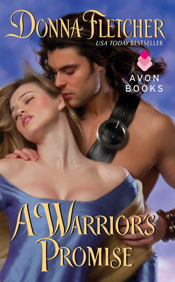 A Warrior's Promise - cover