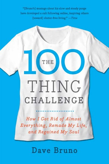 The 100 Thing Challenge - cover
