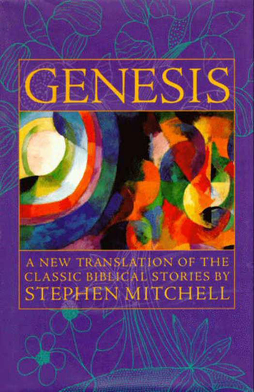 Genesis - A New Translation of the Classic Bible Stories - cover