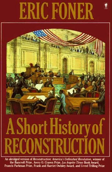 A Short History of Reconstruction - cover
