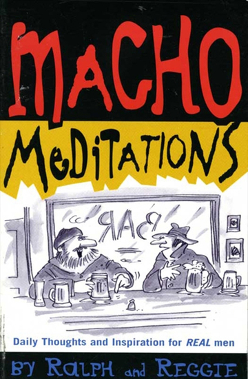 Macho Meditations - cover