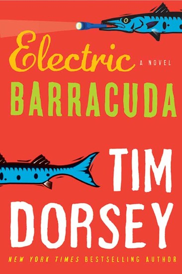 Electric Barracuda - A Novel - cover