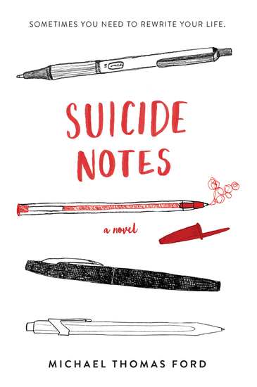 Suicide Notes - cover